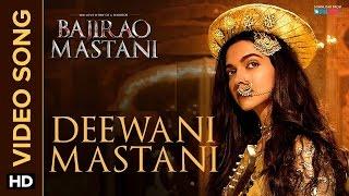 Deewani Mastani | Video Song | Bajirao Mastani | Deepika Padukone, Ranveer, Priyanka by Ina Datta