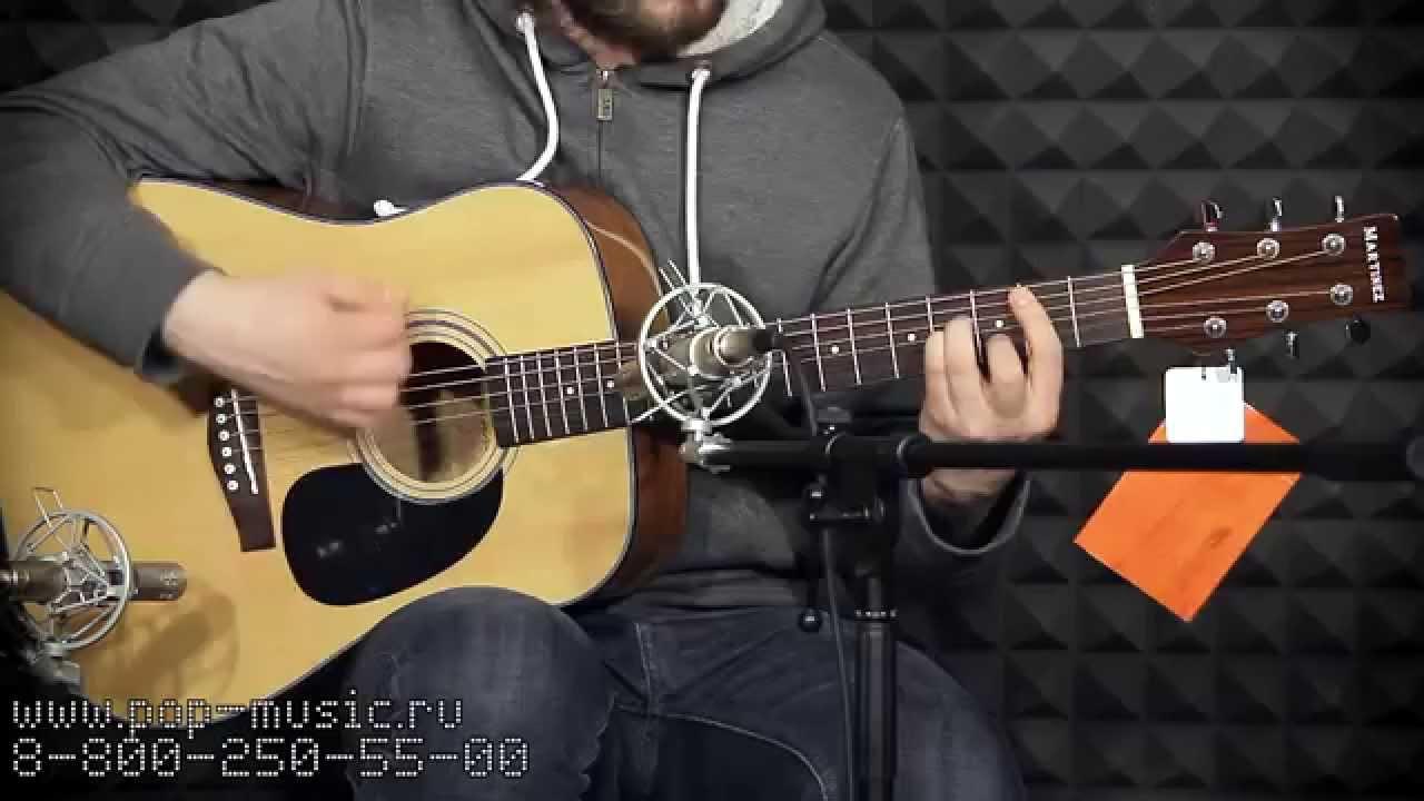 Электроакустическая гитара IBANEZ AW54CE - YouTube