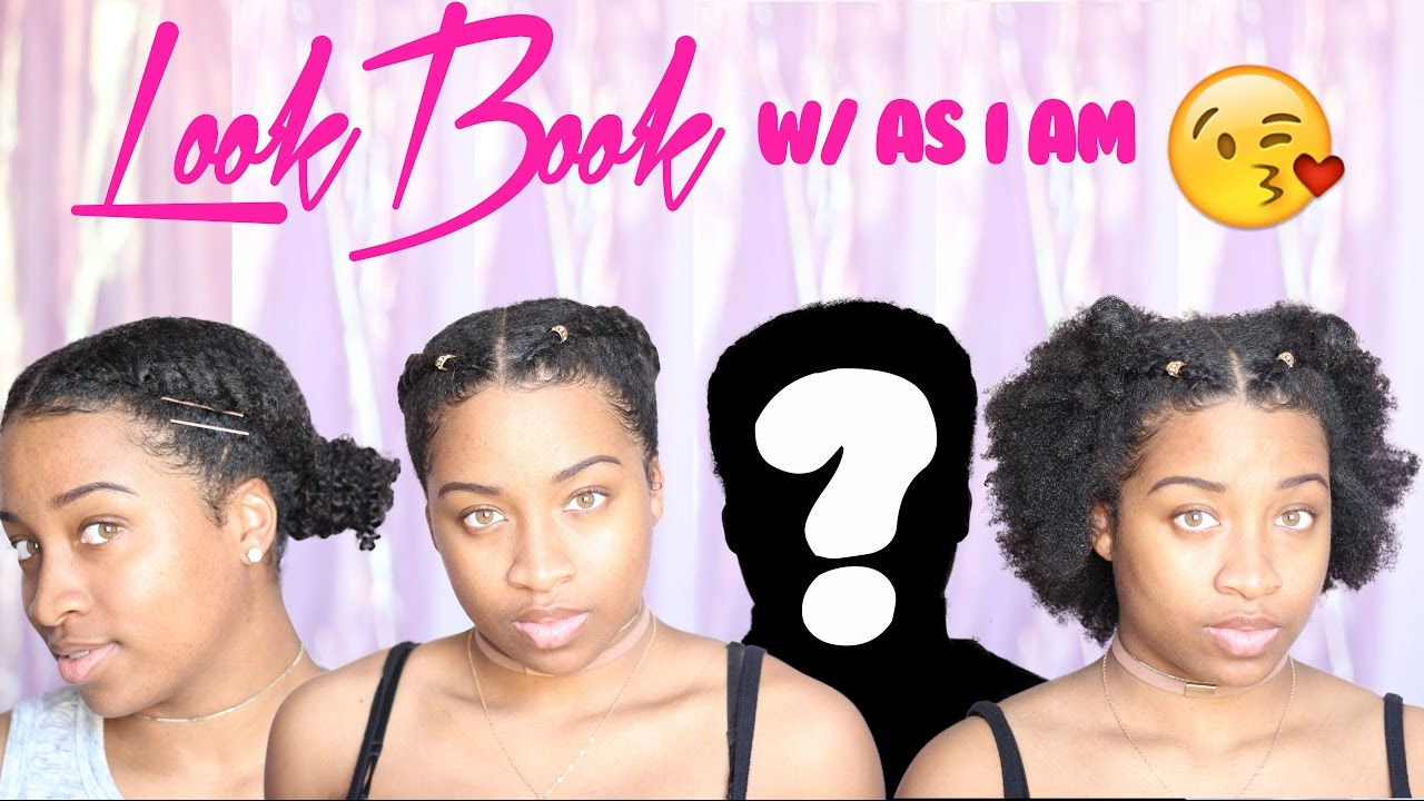 Trendy Spring Time Natural Hairstyles Lookbook W As I Am Type 4