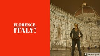 Solo Travel to Florence, Italy!