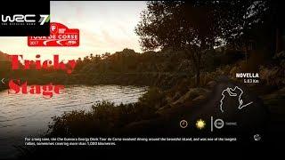 WRC 7- Rally Tour De Corse-Novella
