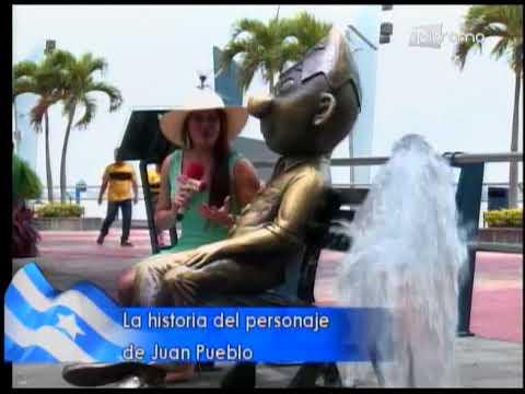 La historia del personaje de Juan Pueblo