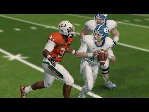 ncaa-college-football-9/27---#16-miami-hurricanes-vs-north-carolina-tar-heels-full-game-|-ncaa-14