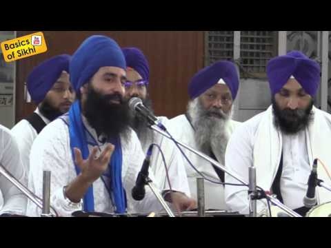 Pooran Sach - Punjabi Katha - Intro by Bhai Manpreet Singh Kanpuri