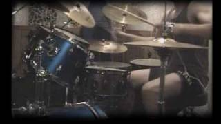 Here Comes The Kraken - The Legend Of The Rent Is Way Hardcore (Drum Cover)