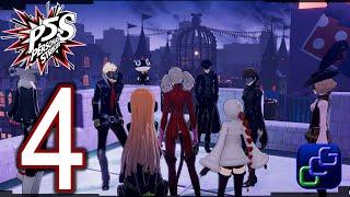 Persona 5 Strikers 4K Walkthrough Part 4
