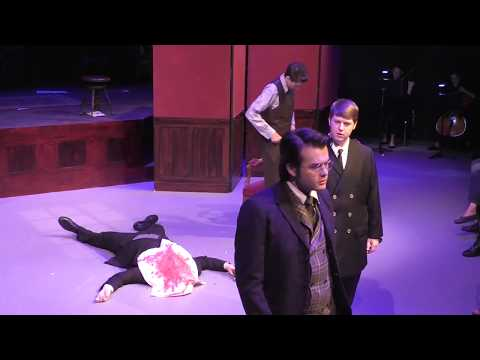What Brought You To This Case From My Dear Watson (Valencia Production)