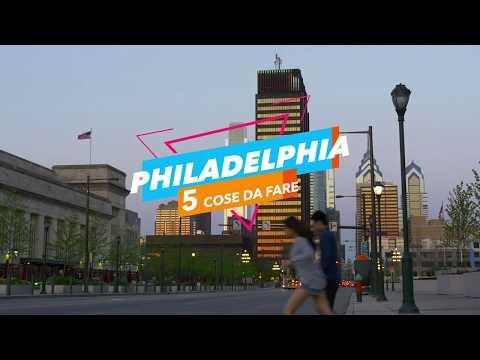 5 cose da fare... Philadelphia - Dove andare e cosa visitare #5cosedafare