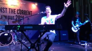 Alex Goot - A Thousand Miles (Live in Kuala Lumpur)