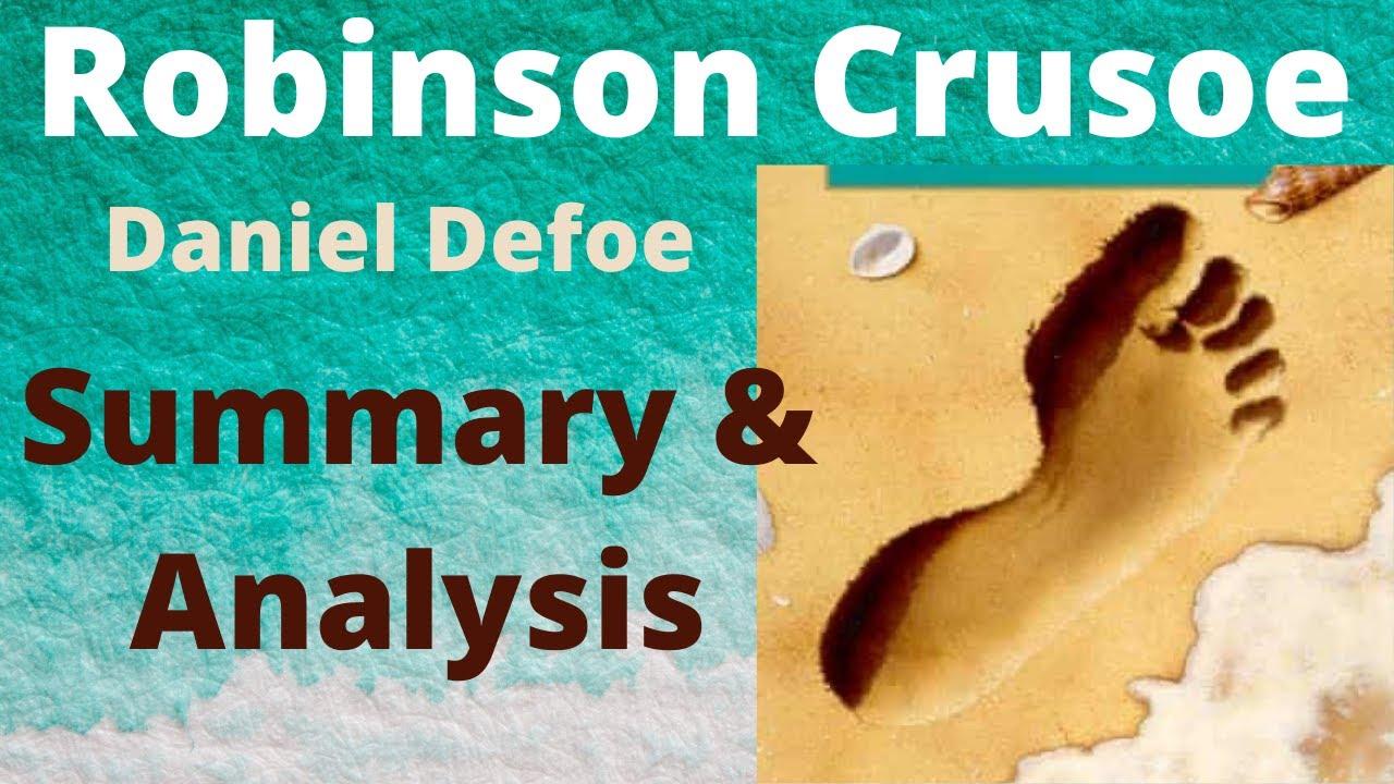 Critical essay about robinson crusoe montaigne essays on friendship