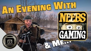 An Evening With Neebs Gaming - What happened to BFF? The Whole Interview - AND Thank you!