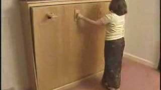 Create-a-bed Murphy Bed Mechanism
