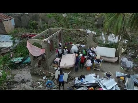 Haiti faces cholera outbreak after Hurricane Matthew
