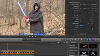 FanFilmFX Saber Blade Tutorial for Final Cut Pro X