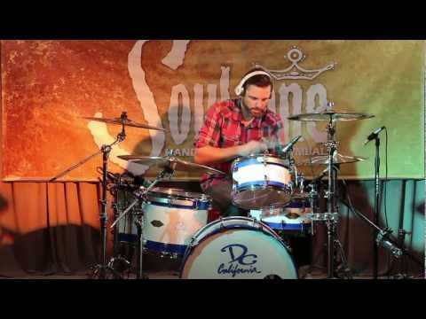 Brendan James - Nothin' But Love. Drums by Mike Baker