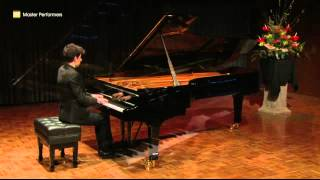 J.S.Bach: Chromatic Fantasy and Fugue in D minor, BWV 903. 1) Fantasia/Recitativo