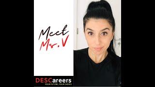 Meet Ms. Vitoratos at DESCareers