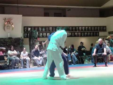 Billy Graves TN Judo Championship 2008