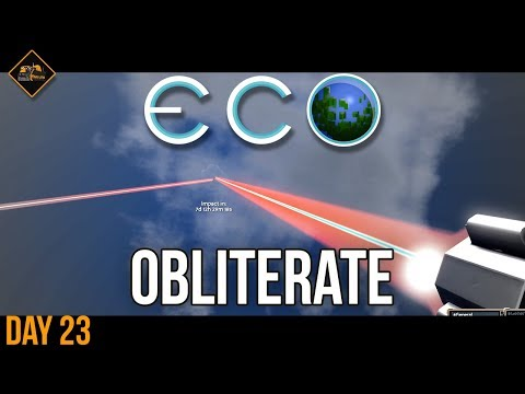 OPEN FIRE! The Meteor Meets Its Match | Eco Colonel's Journal Day 23 (part 18ish)