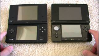 The Differences Between the Nintendo DS and the Nintendo 3DS