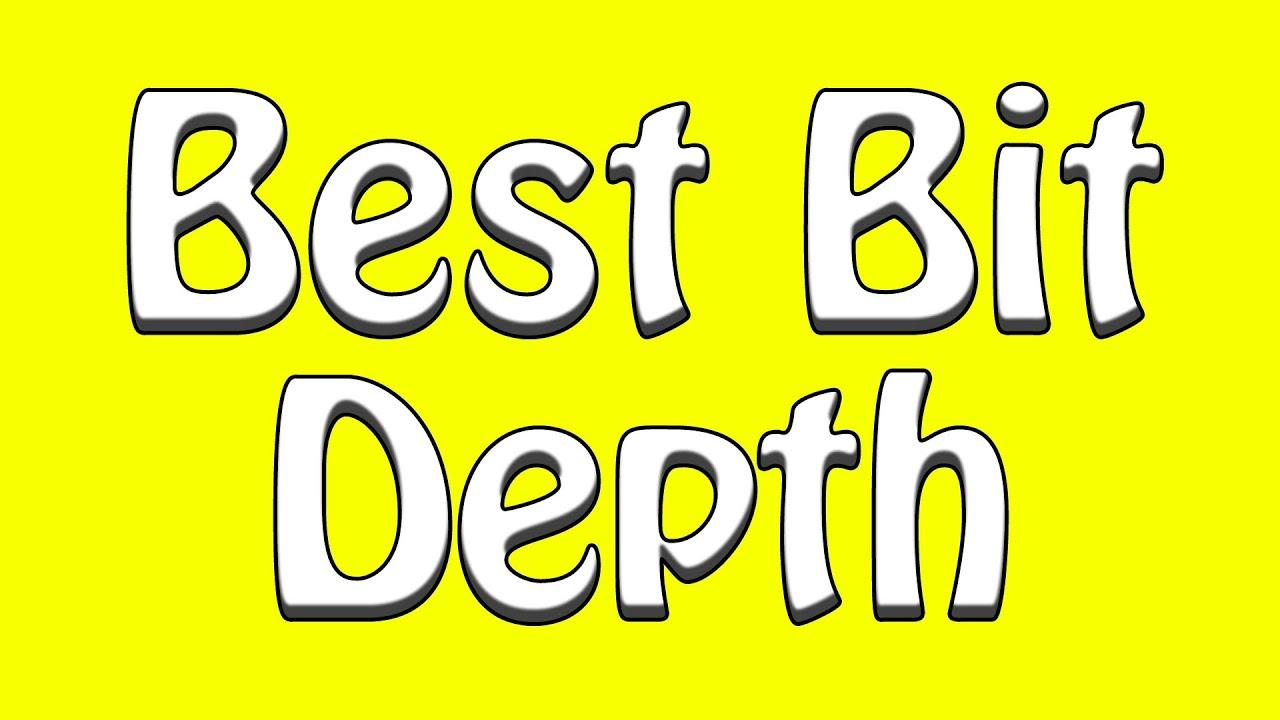 24 bit vs 32 bit vs 16 bit Audio - Best Recording Bit Depth Wordlength