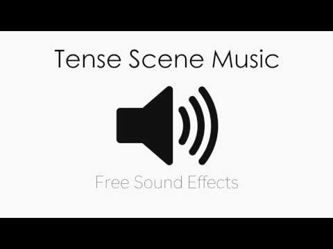 Tense Scene Background Music - Royalty Free