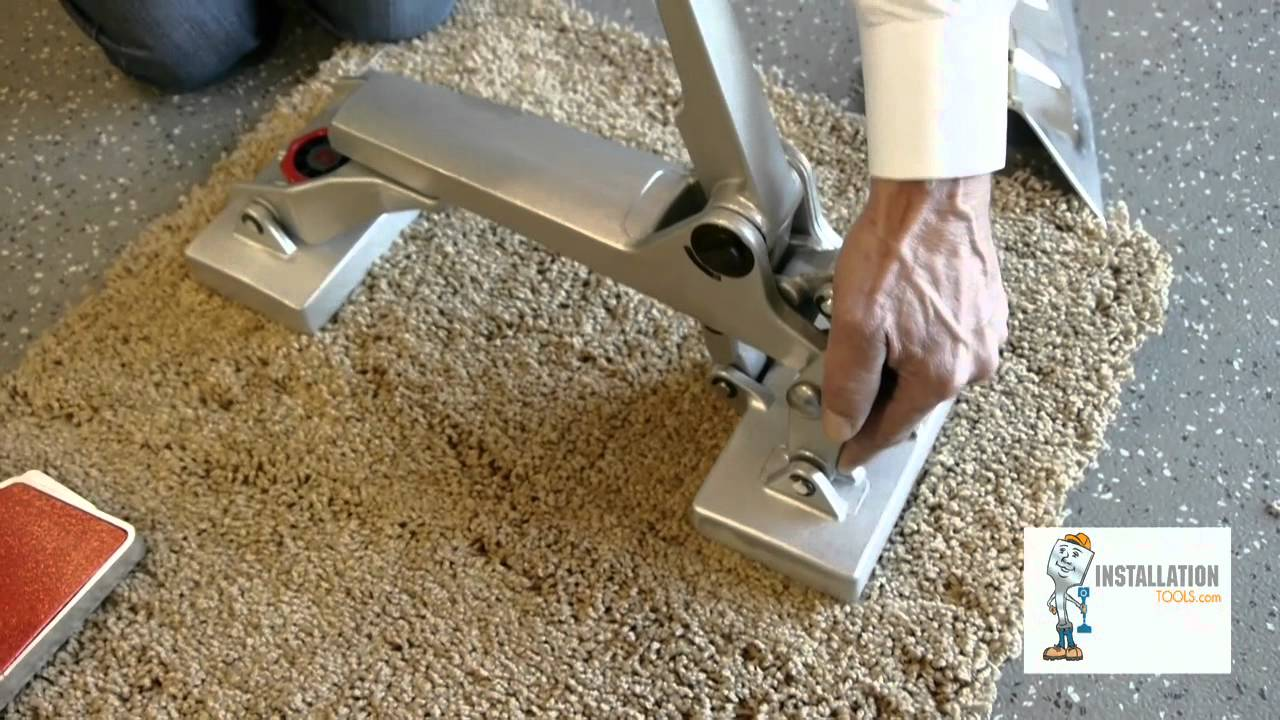 Carpet Stretchers from Roberts Tools - YouTube