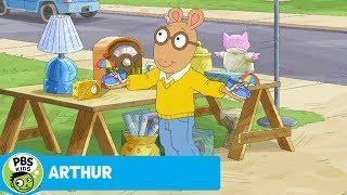 ARTHUR | Hof-Verkauf | PBS KIDS