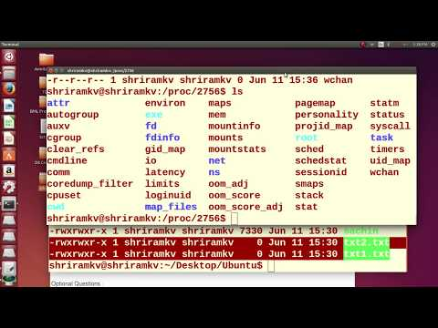 A Quick View of Process, Process Control Block, File Descriptor