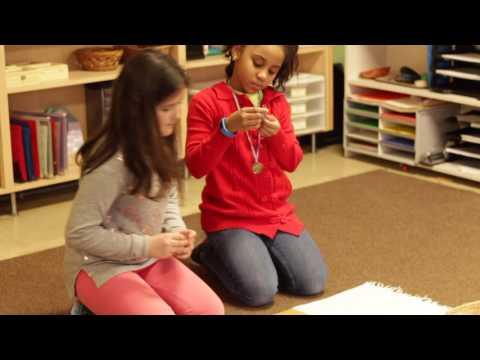 Council Oak Montessori School Math Curriculum