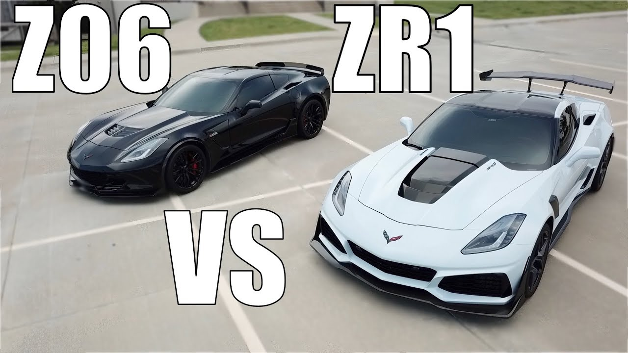 Pulls Between A Stock M7 Z06 Vs A8 Zr1 You May Be Surprised Should