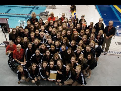 2013 Stillwater Girls Swimming and Diving