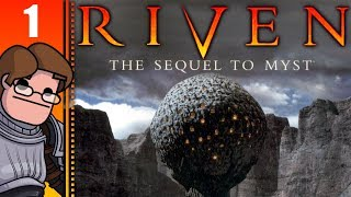 Let's Play Myst II: Riven Part 1 (Patreon Chosen Game)