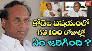 Kodela Siva Prasada Rao Last 100 Days | AP News | Chandrababu Naidu | YS Jagan