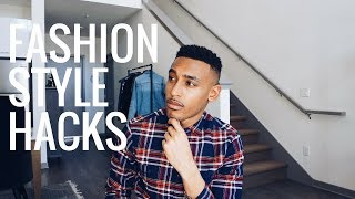 5 FASHION/STYLE HACKS YOU MUST KNOW!