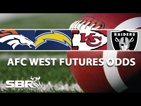 AFC West 2016 Preview And Futures Odds Analysis