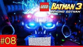 Lego Batman 3 #08 - A FORTALEZA DE BRAINIAC! (1/2)