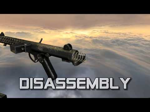 Sterling Mk 4 (full disassembly and operation)