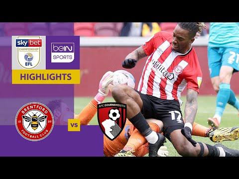 Brentford v Bournemouth   EFL Championship 20/21 Match Highlights