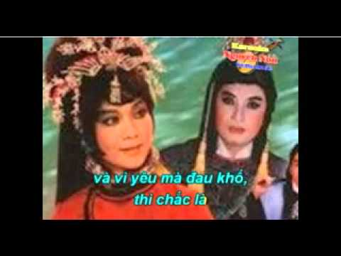 karaoke trixh doan  NGUOI TINH TREN CHIEN TRAN  (thieu kep)