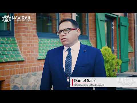 Daniel Saar o zapotrzebowaniu na pracowników w DB Port Szczecin