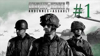 COMPANY OF HEROES 2   CAMPAÑA ARDENNES ASSAULT #1