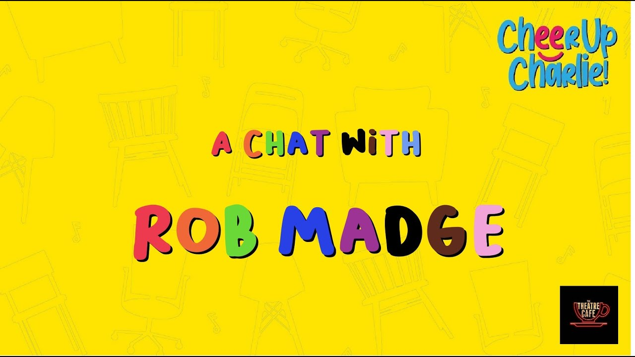 Download Musical Chairs | Interview with Rob Madge | April 23 2021 | #CheerUpCharlie