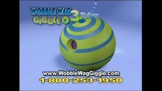 Toy Commercial 2014 - Wobble Wag Giggle Ball - Entertain Your Dog - Makes Hilarious Sounds