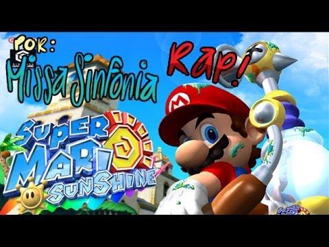 Super Mario Sunshine RAP! - MissaSinfonia [Cancion Original!]