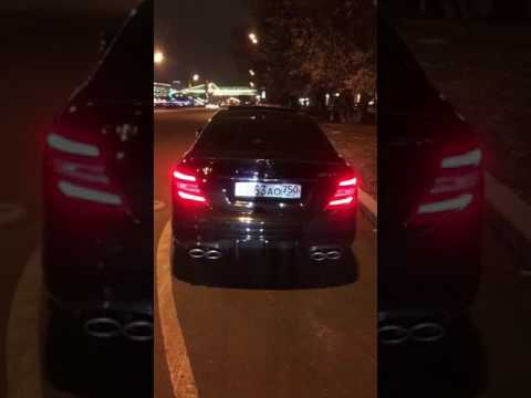 C63 with agency power headers