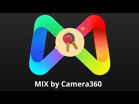 MIX By Camera360 MOD FULL UNLOCKED, MIX MOD APK, MIX CAMERA MOD