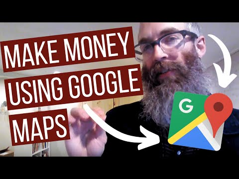 How to Make Money from Home Using Google Maps - Chad Kimball