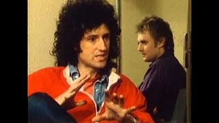 Brian & Roger Interview (1982)