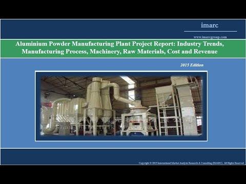 Aluminium Powder Manufacturing Plant | Cost, Machinery